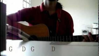 til kingdom come simplified chords acoustic cover I boArvore