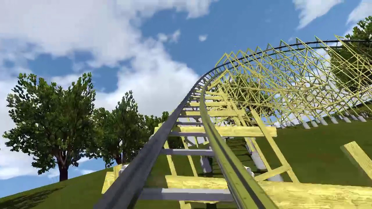 Kennywood 2019 RMC Coaster Prediction - YouTube