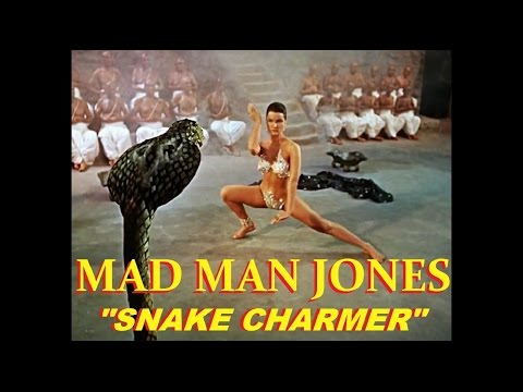 Mad Man Jones - Snake Charmer (1958) Video Clip
