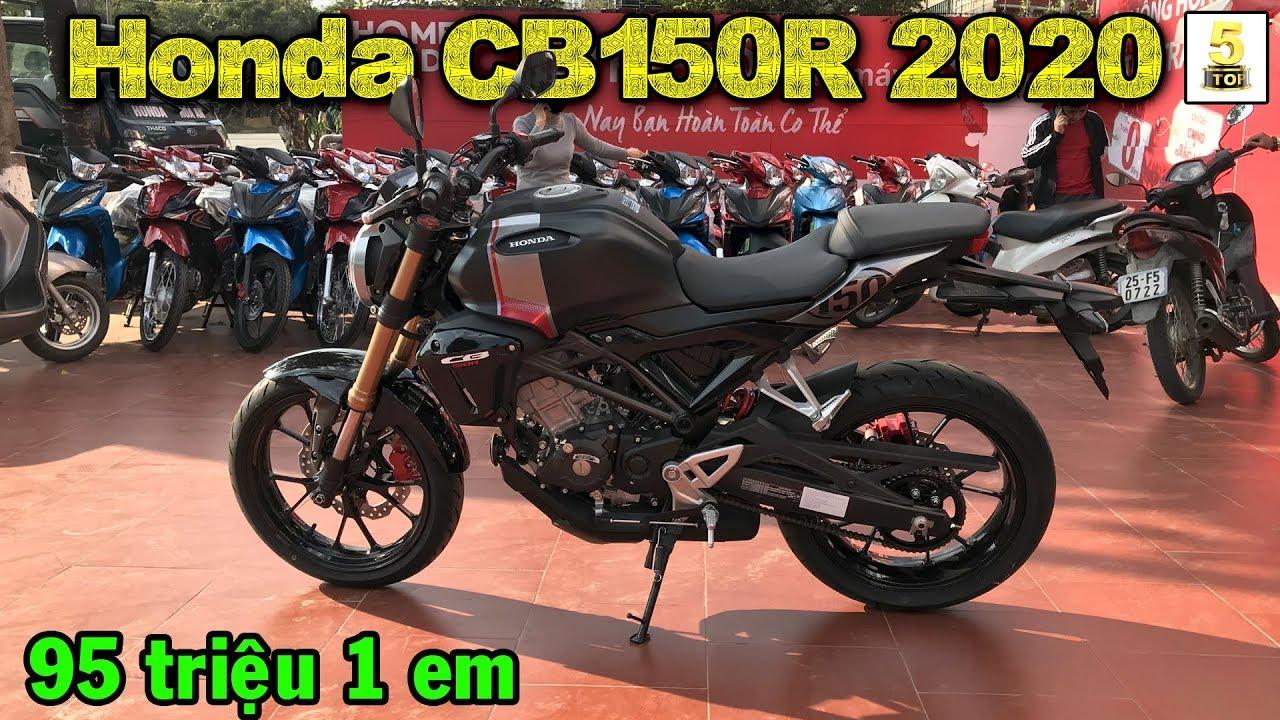 Honda CB150R 2020 ra mắt CÓ GÌ MỚI? ▶️ Chỉ 95 triệu 1 em CB150R 2020 🔴 TOP 5 ĐAM MÊ