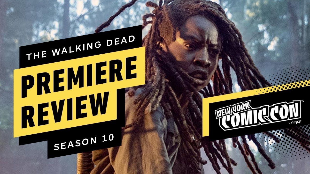 The Walking Dead Season 10 Premiere Review