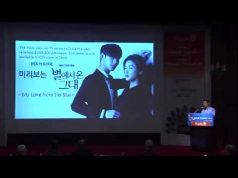 [2014 STGS] - Chinese status of intelligent TV industry and IDG arts Internet TV inside strategy