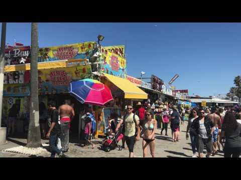 VENICE BEACH BOARDWALK 2017