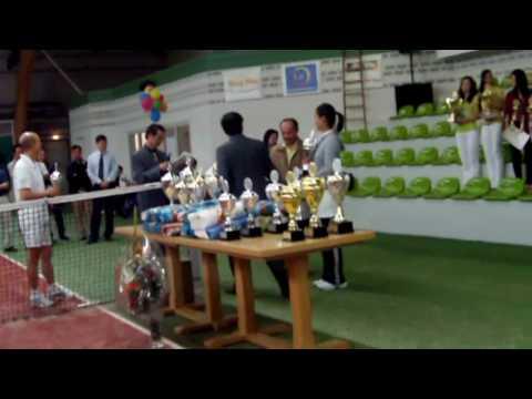 Giải Tennis Bông Sen Vàng Berlin 2010