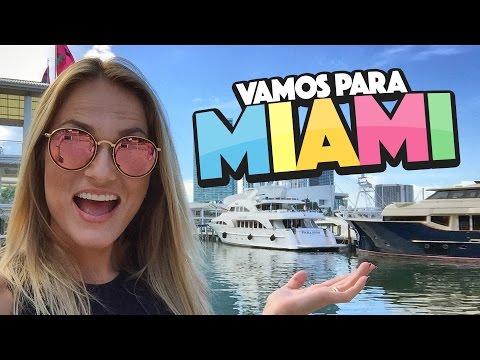 Primeiro dia em Miami com compras - ep.1
