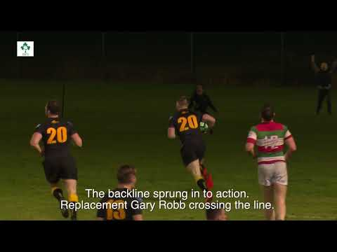 Irish Rugby TV: Malahide v Bective Rangers #UBL Highlights