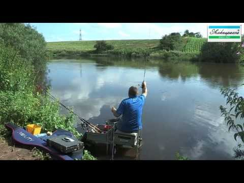 Stick Float Fishing on the Upper Trent