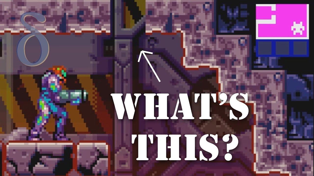 Metroid Fusion's Last Secret...?