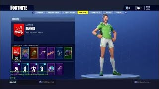 Selling my Fortnite account including Black Knight, Merry Marauder, Red Nosed Raider, etc...