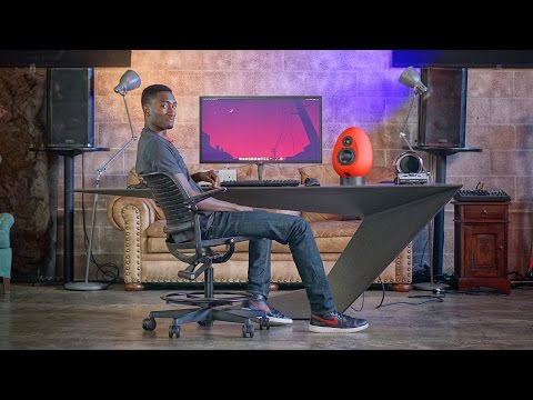 Thumbnail: Dream Desk - The MKBHD Setup!