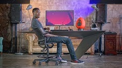 Dream Desk  - The MKBHD Setup!