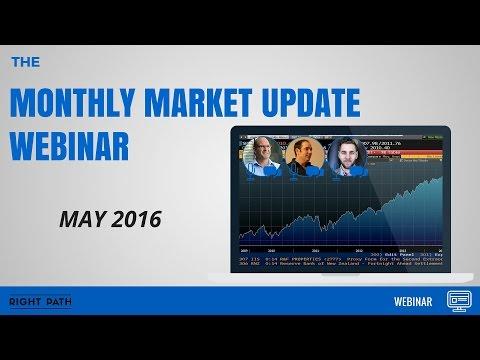 May 2016 Monthly Market Update Webinar Recording