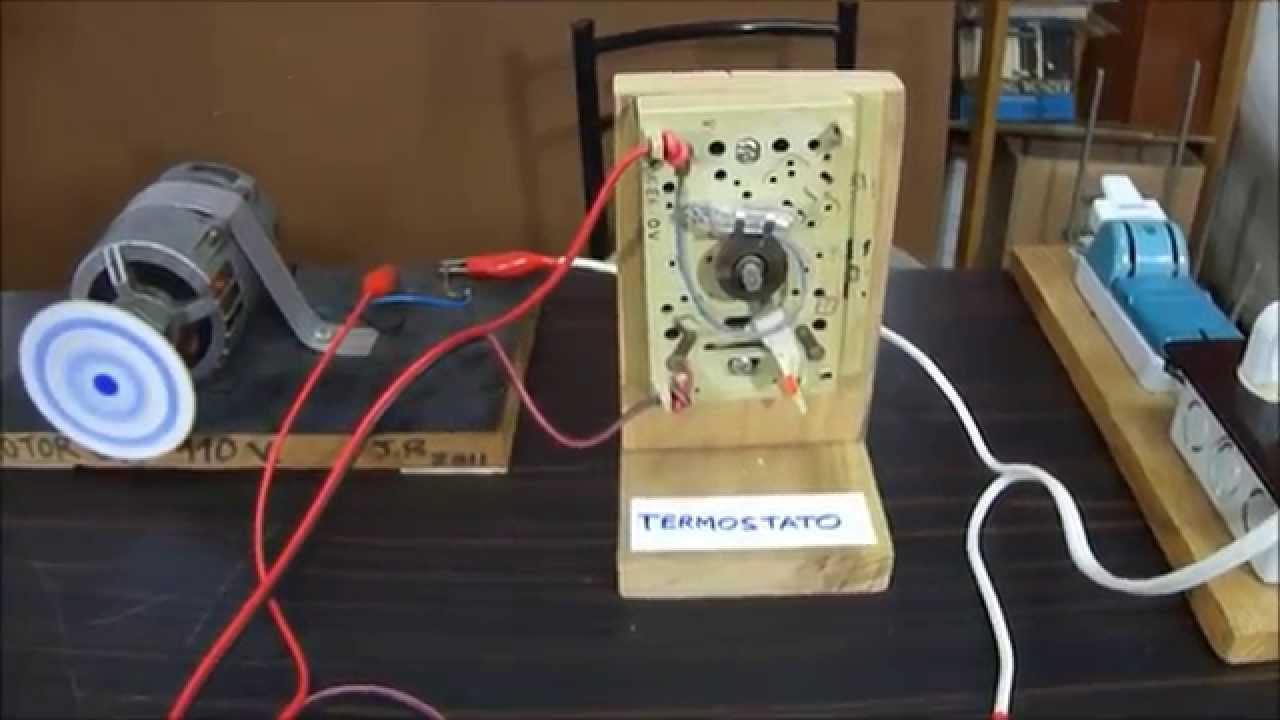 Usos del mercurio el termostato del aire acondicionado for Temperatura de salida de aire acondicionado split