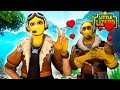 When RAPTOR FELL IN LOVE!! - Fortnite *SEASON 9* - YouTube