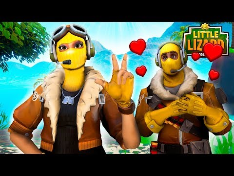 When RAPTOR FELL IN LOVE!! – Fortnite *SEASON 9*