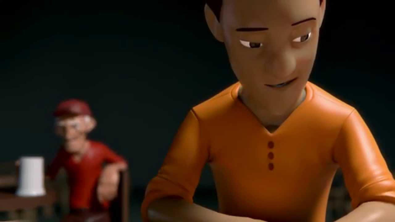 "Yggdrazil Short Animation ""Unawares Betray"""