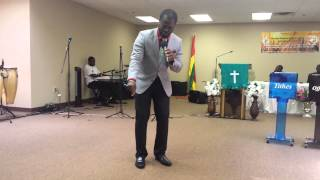 Sonnie Badu (Okokroko) - Worship (by:Eugene Pep)