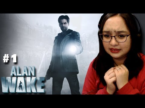 They Took My Wife | Alan Wake Episode 1: Nightmare Gameplay Part 1