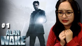 THEY TOOK MY WIFE - Let's Play: Alan Wake Episode 1: Nightmare PC Gameplay Walkthrough Part 1