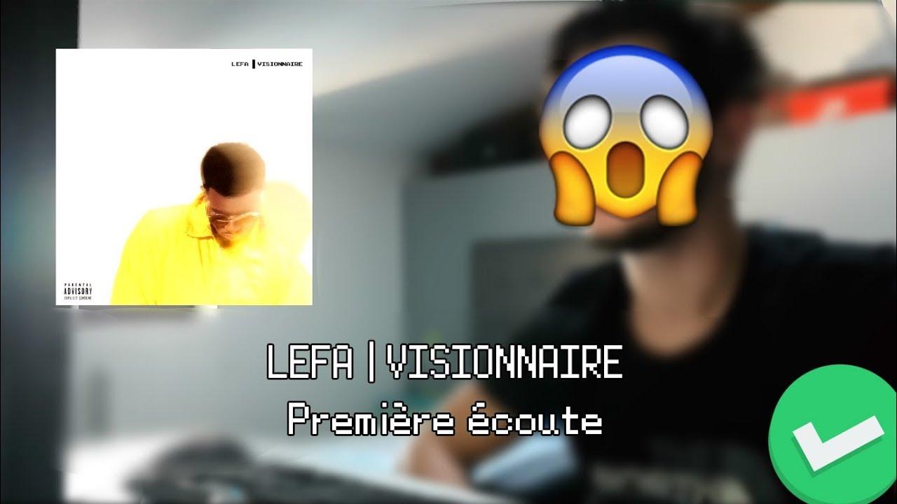 visionnaire lefa album