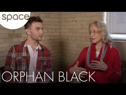 Orphan Black: A Talk of the Clones: Ari Millen s Rosemary Dunsmore