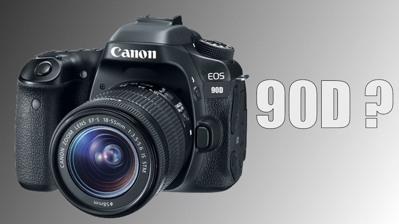 Let's Talk about the Canon 90D - Coffee Break July 16th