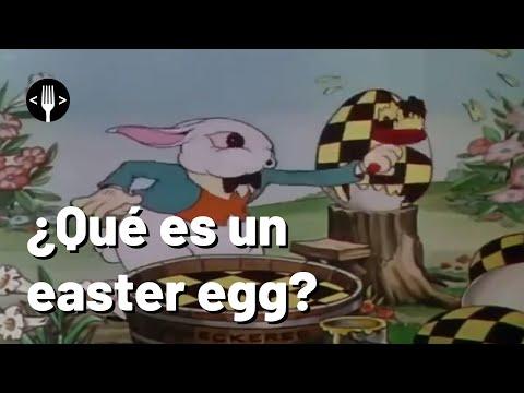 El origen de los easter eggs