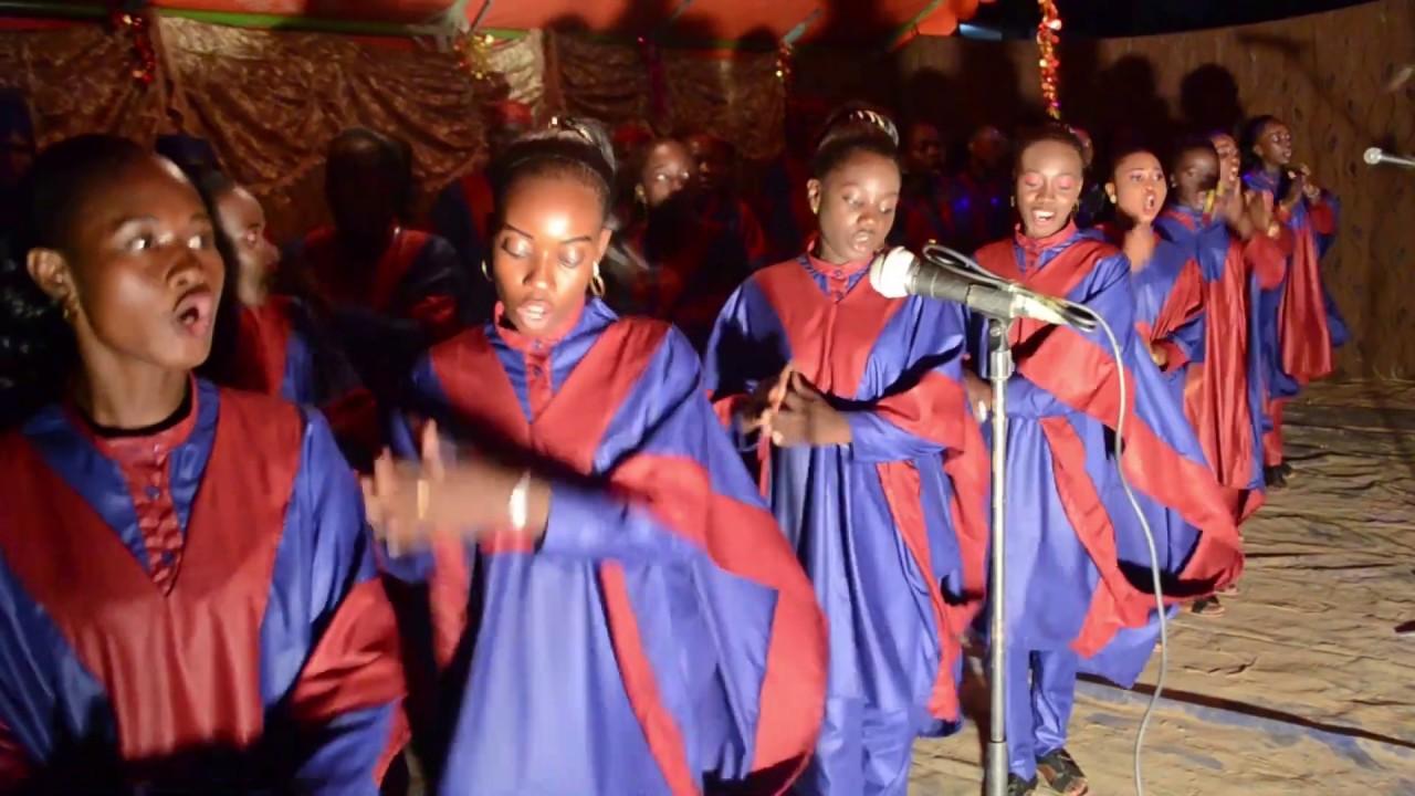 ECOUTEZ CE CHANT SUD AFRICAIN DE LA CHORALE SAINT PAUL DE RUFISQUE🎵🎵 - YouTube