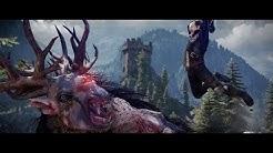 The Witcher 3: Wild Hunt - The Sword of Destiny E3 2014 Trailer