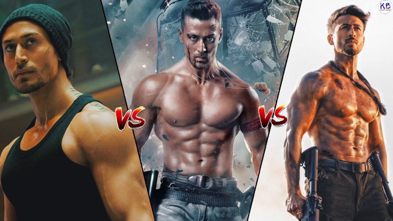 Download Baaghi Vs Baaghi 2 Vs Baaghi 3 - Who Is The Strongest (BAAGHI) / By KrazY Battle