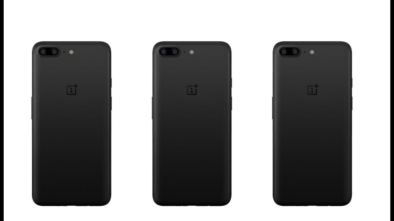 One Plus 5 Release