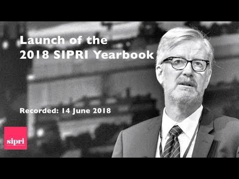Peace Points: Launch of the 2018 SIPRI Yearbook
