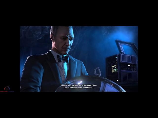 Batman Arkham Origins 21:9 Ultrawide Gameplay RTX 2080  | Blackgate Prison and Killer Croc