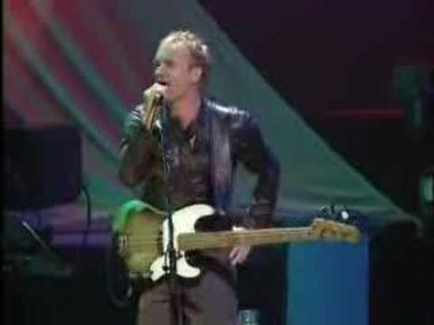 Sting - We'll Be Together (Live)