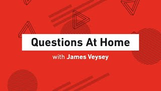 Questions At Home With James Veysey | Shutterstock