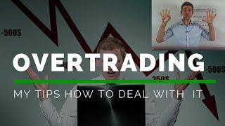 Tips to Help You Overcome Overtrading ⛔️