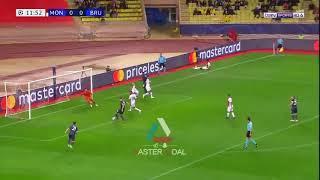 Full Highlight UCL As Monaco 0-4 Club Brugge 7/11/2018