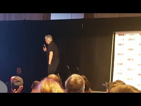 Richard Dean Anderson Panel Expo Canada 2018
