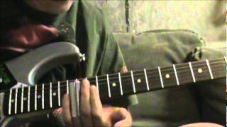 how to play little bird by the white stripes on guitar