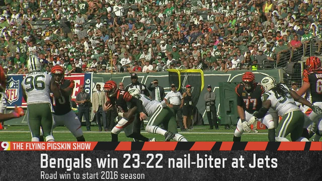Cincinnati Bengals coach Marvin Lewis credits win against Jets to ...