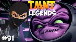 Черепашки-Ниндзя: Легенды. Прохождение #91 KARAI vs ALL Bosses (TMNT Legends IOS Gameplay 2016