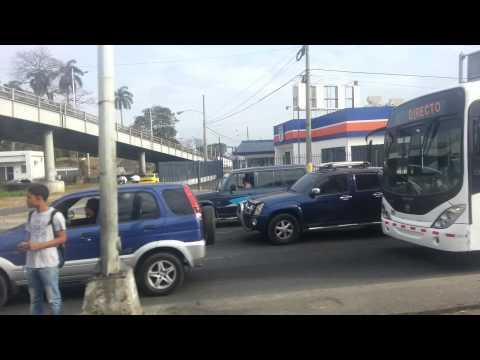 Otra Cara De Ciudad De Panama, No Todo Es Bonito | Los Chamos Tv