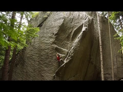 Through Hell & Very High-Water, Bouldering Squamish BC | Lost in North America, Ep. 3