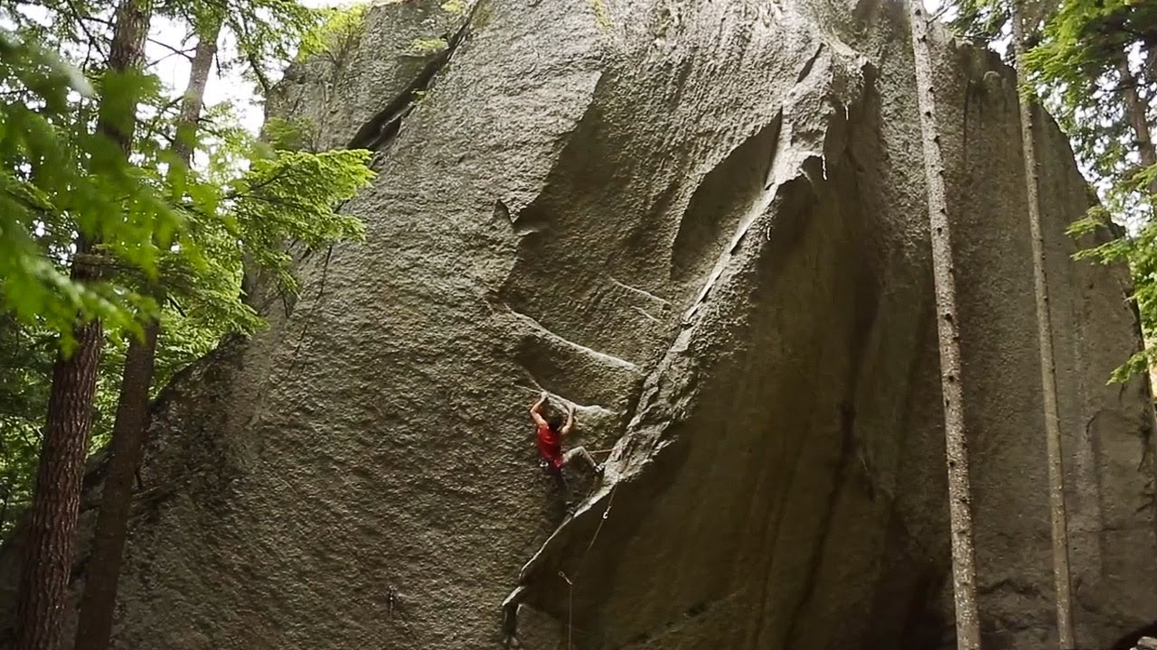 Through Hell & Very High-Water, Bouldering Squamish BC   Lost in North America, Ep. 3