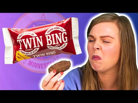 Irish People Try Minnesota Snacks