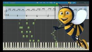 �������� ���� Полёт шмеля. Flight of the Bumblebee. Piano. ������