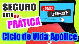 Curso Gratuito Seguro Auto na Prática Vídeo 2 - CICLO DE VIDA DE UMA APÓLICE