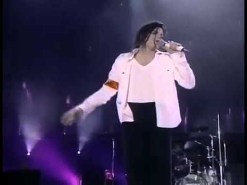 Michael Jackson Give In To Me Live Version TMA World Tour 2015