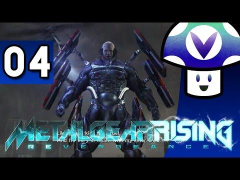 [Vinesauce] Vinny - Metal Gear Rising: Revengeance (part 4)