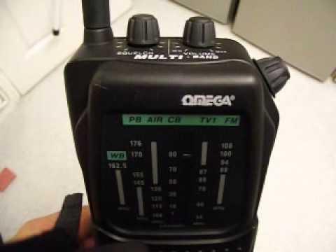 omega multiband radio